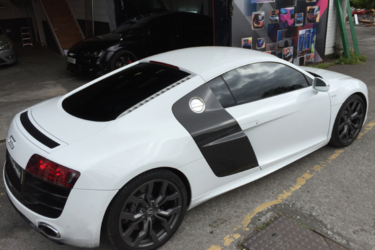 car window tinting in Manchester